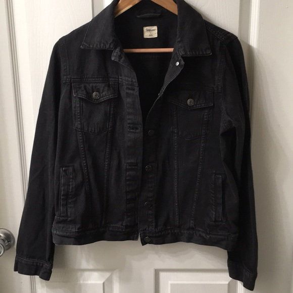 GAP Jackets & Blazers - Gap Black Denim Jacket